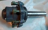 Ступица КТУ 50.6370 с осью 250 мм.